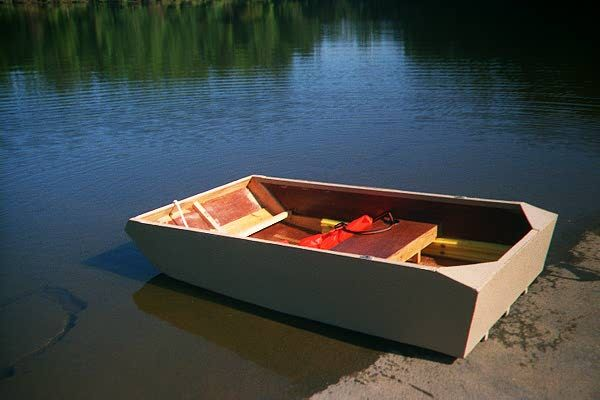 Phil Bolger Designed 'Brick' | Bolger Boats | Pinterest | Bricks and Boating