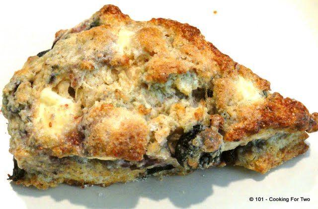 Whole wheat buttermilk blueberry cream cheese scones recipe tasty forumfinder Images