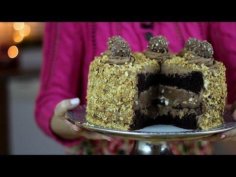 Para surpreender os amigos: aprenda como fazer um Bolo Cheesecake de Nutella   Catraca Livre