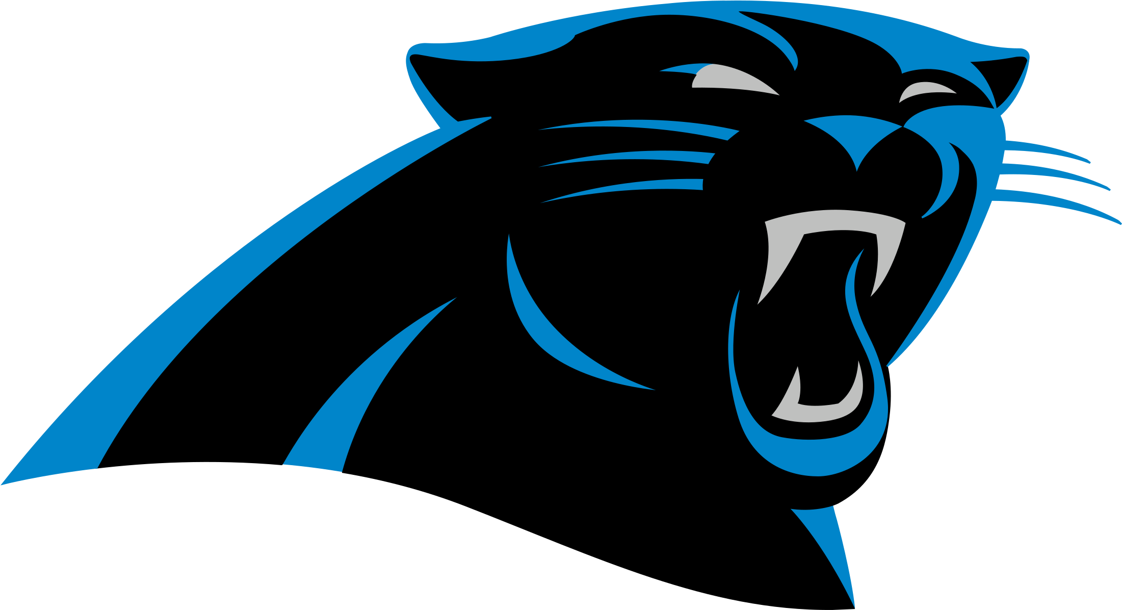 View Full Size Image Placeholder Title Carolina Panthers Logo Png Clipart And Download Transparent Clipart For Free Like It And Pin It