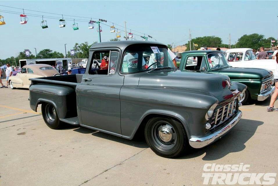 Pin by Johnson on 50s trucks Classic trucks
