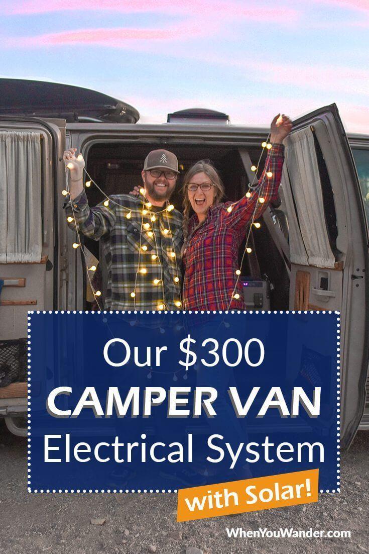 Photo of Our Custom, Modern Boogie Van