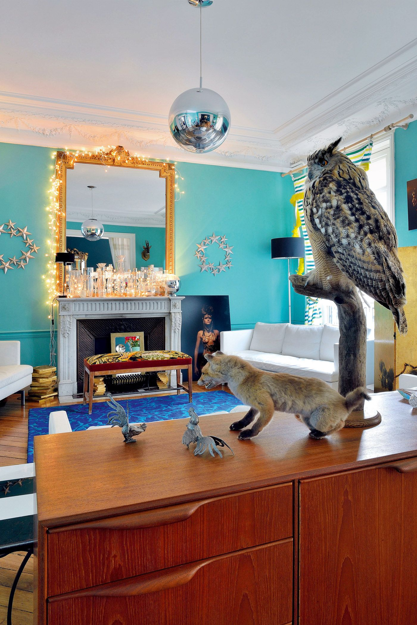 Chez Stella Cadente Mobilier De Salon Interieur Design Idee Deco