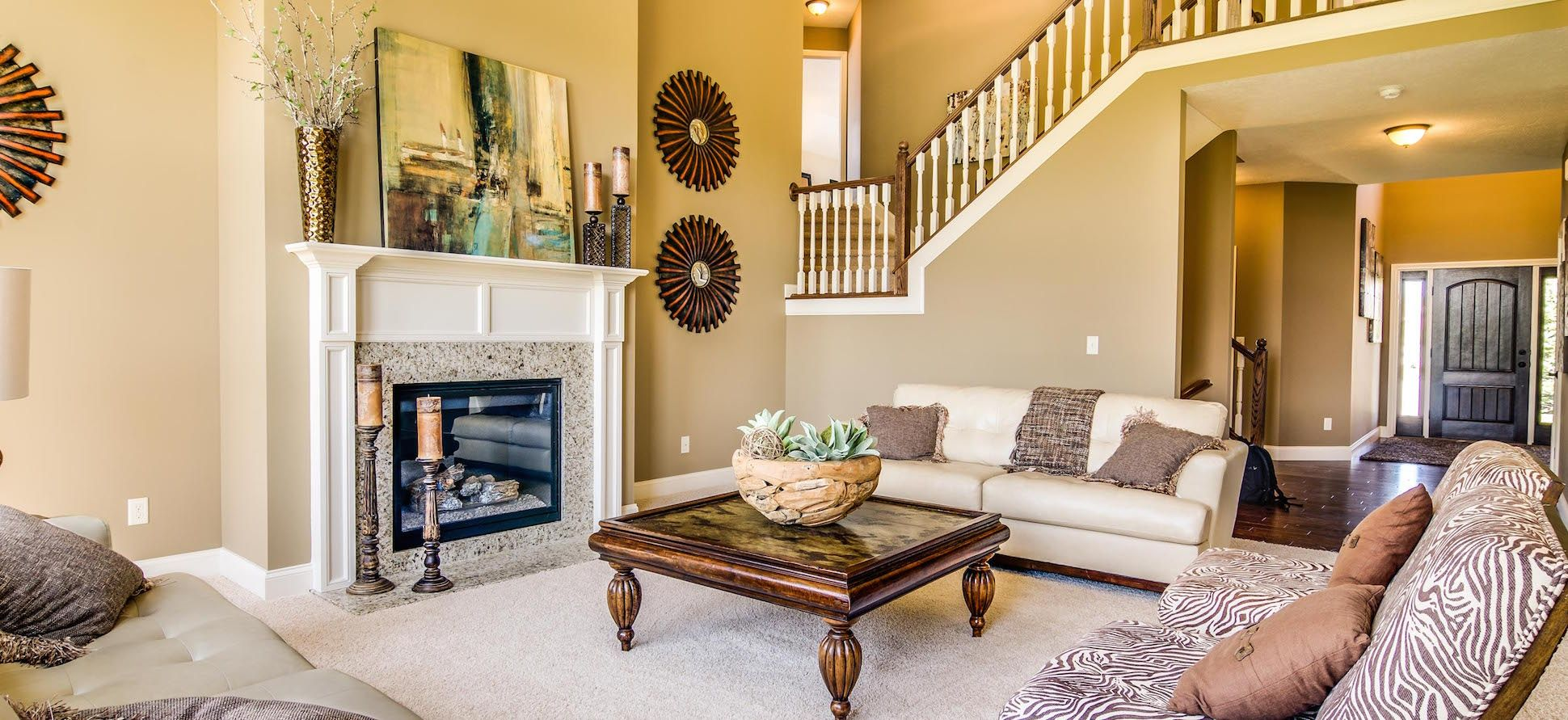 savannah ii home design plan ohio multi level floor homes for sale - Trinity Home Design
