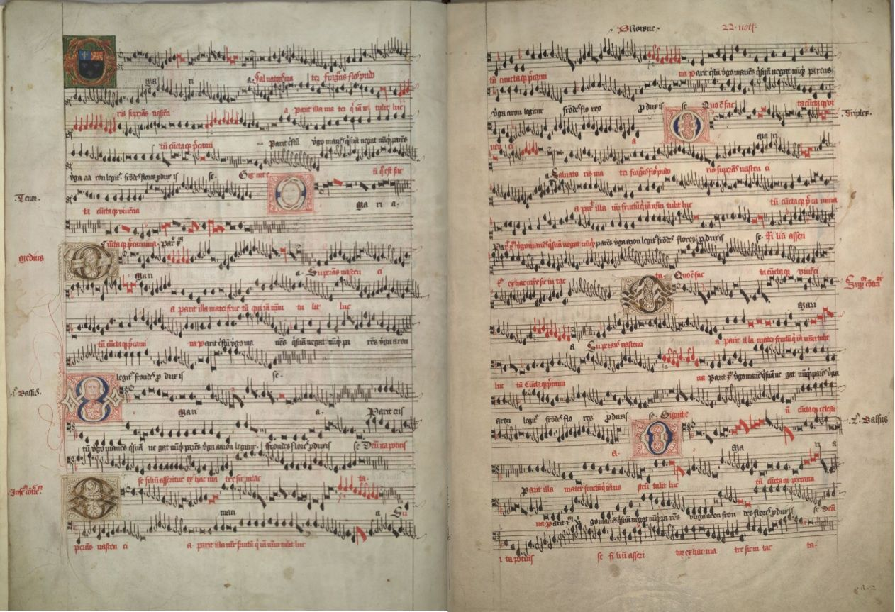 The Production and Reading of Music Sources