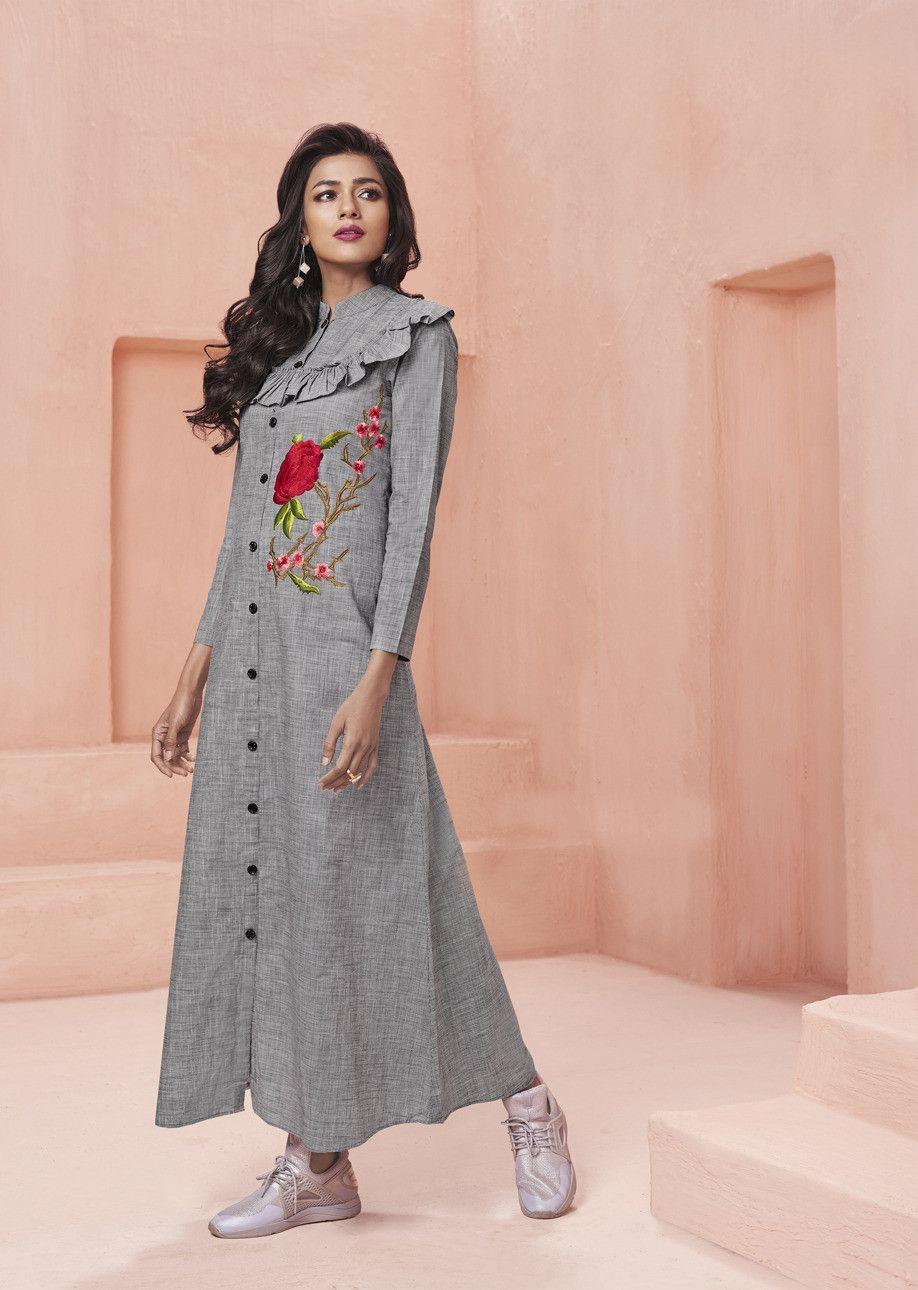 38e35af2c5 Indo-Western Fusion: Kurti-cum-Maxi Dress, get your sporty looks on ...
