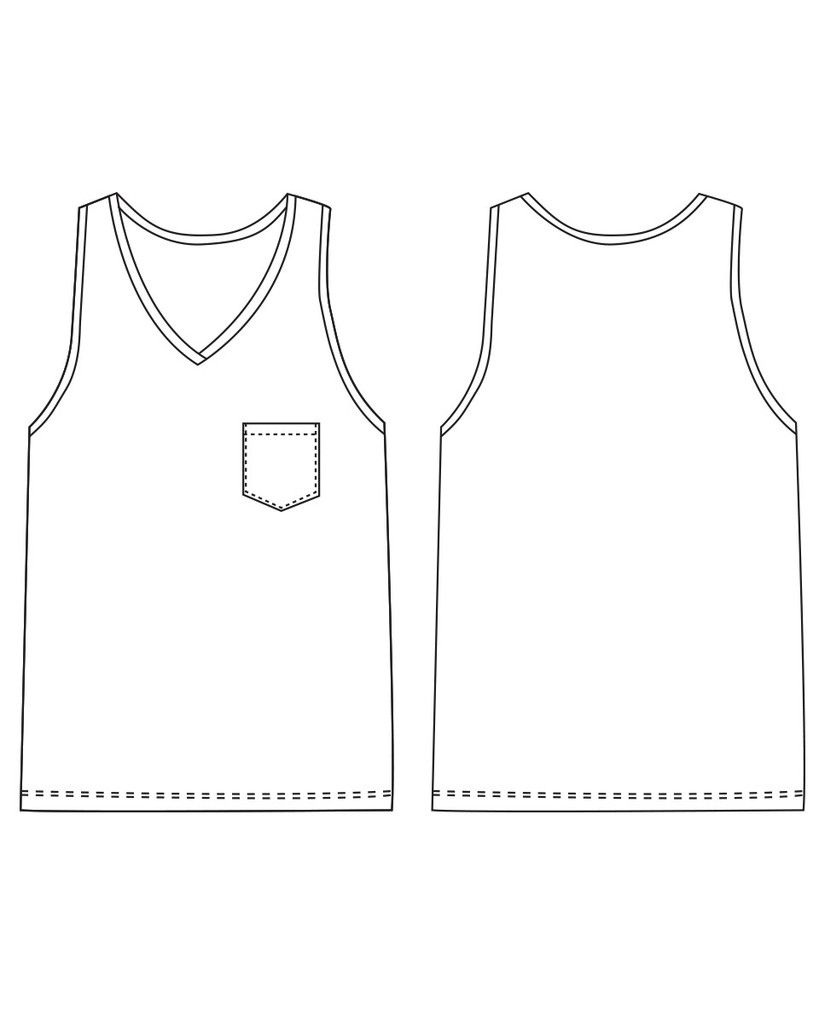 Arrowsmith undershirt free pdf pattern for mens singlet tank arrowsmith undershirt free pdf pattern for mens singlet tank top sleeveless t jeuxipadfo Gallery