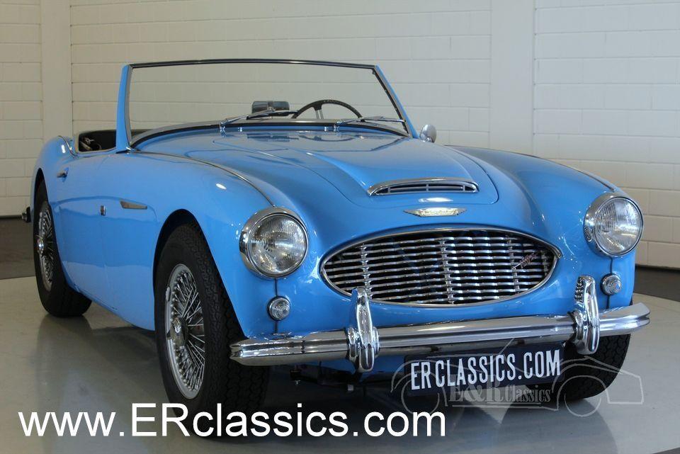 1960 Austin-Healey 3000 - MKI 1960 overdrive, restored | Austin ...