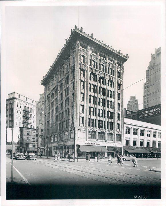 Empire Building (1947), Detroit, Mi