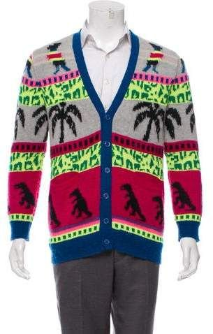 a1f7fe0ad7b 2016 Mohair Palm Tree Cardigan in 2019 | Products | Sweater outfits ...