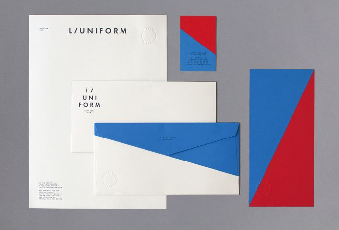 L/Uniform by Angelique Piliere in Collection I