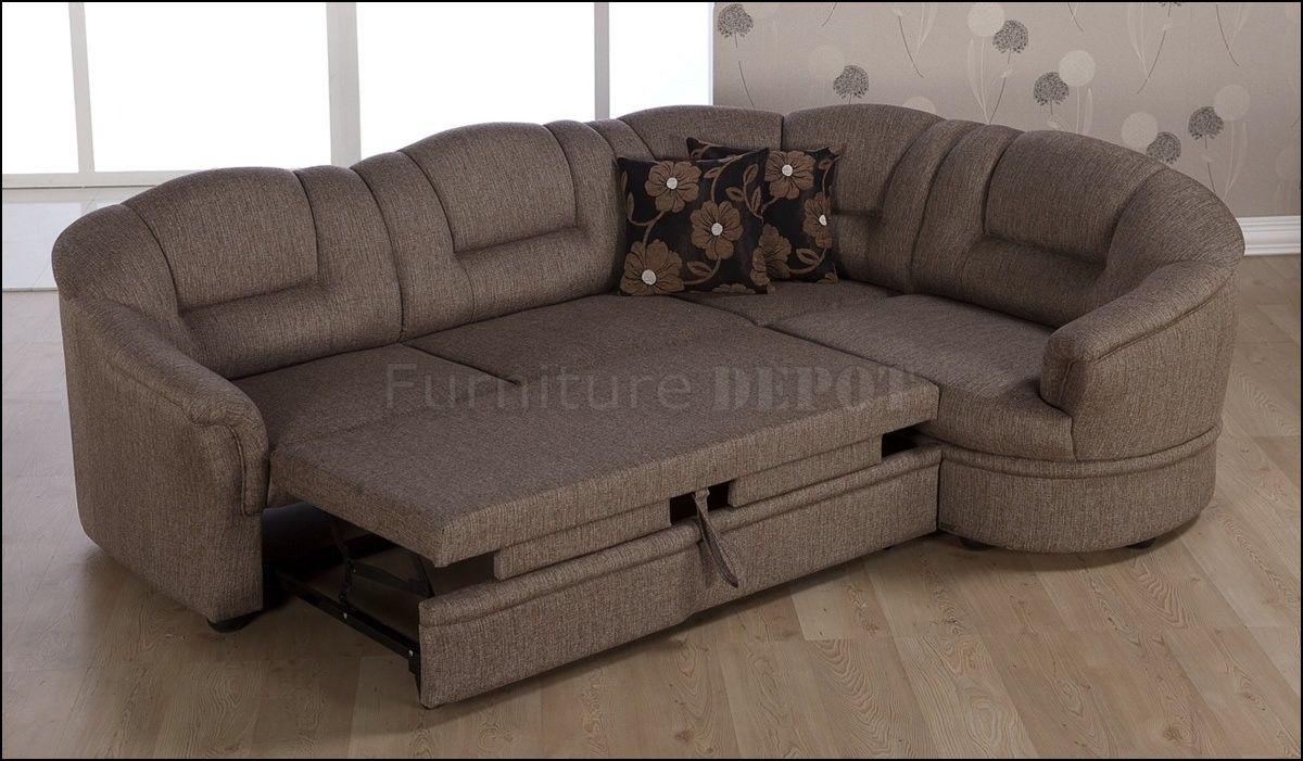 Modular Sofa Bed With Storage