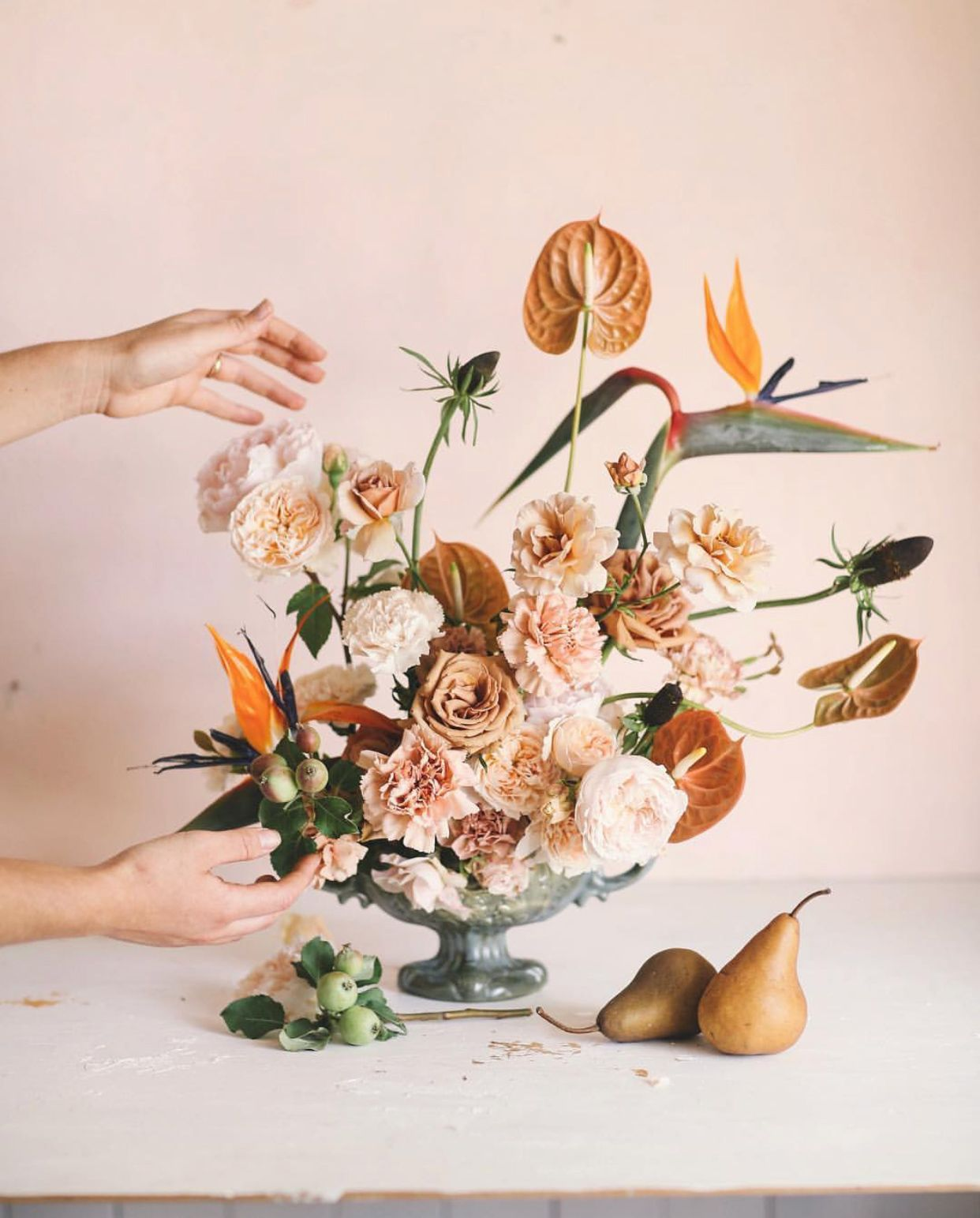 12 amazing florists to follow on instagram