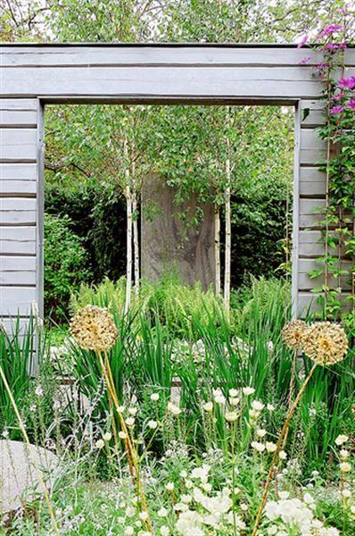 Jardin exotico JARDINES DE INSPIRACION Pinterest