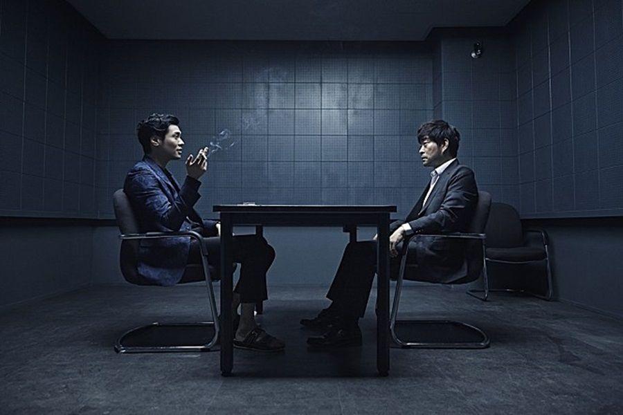영화 악의 연대기 : 손현주, 마동석, 박서준, 최다니엘 - 열심히 달린다. 하지만 성공은 불가.