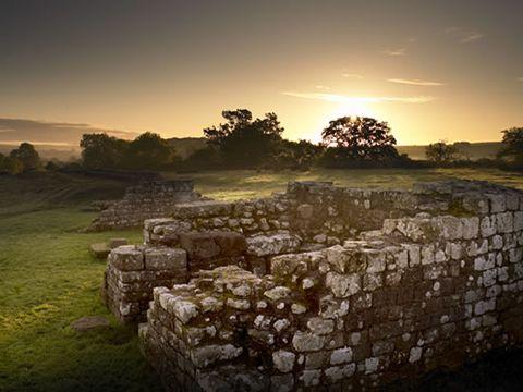 Hadrian's Wall | UNESCO World Heritage Site Cumbria