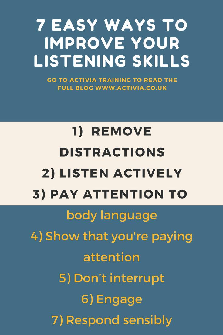 Management Training Soft Skills Power Bi Excel Learning Solutions Good Listening Skills Listening Skills Improve Communication Skills