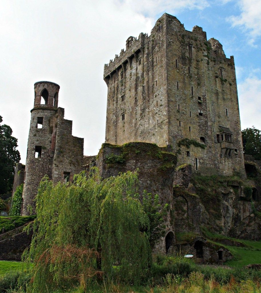 5 Destinations in Ireland Your Family Will Love-Ireland Family Vacations. Top Destinations in Ireland for Families Blarney Castle-Kids Are A Trip