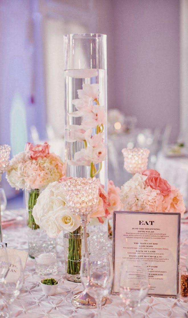 Stunning wedding centerpieces part modern