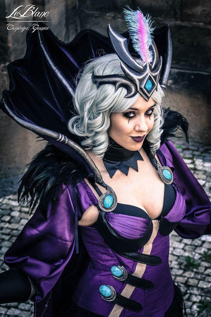 bcda005bc8e7 Mischievous Ravenborn LeBlanc by DATgermia | Cosplay & Costumes