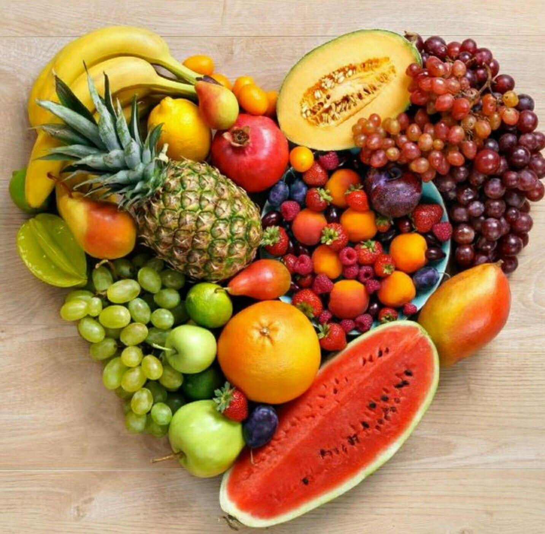 надпись фрукты фото мнение