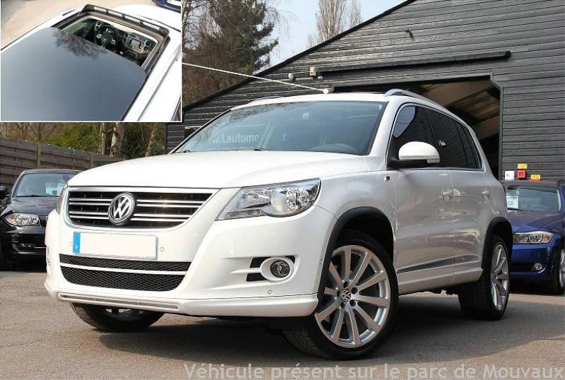 occasion volkswagen tiguan 2 0 tdi 140 carat 4motion r line occasions. Black Bedroom Furniture Sets. Home Design Ideas