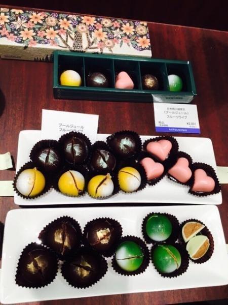 人形町エリアの「プールジュール」は美味しいチョコレートのお店です。