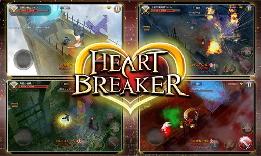 Download Heart Breaker Full Unlocked Mod APK Version - Crack Them Up