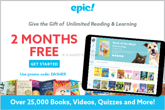 Get two free months of epic book subscription subscription box get two free months of epic book subscription fandeluxe Choice Image
