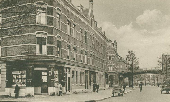 Zomerhofstraat Bergweg