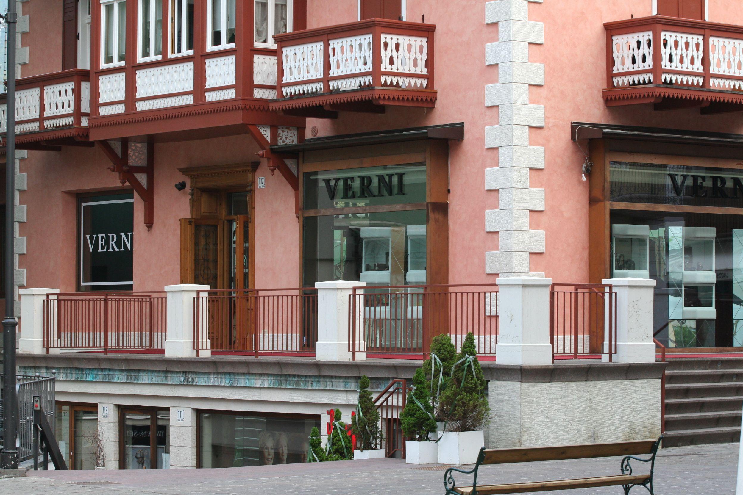Albergo Centrale - Cortina d'Ampezzo - - Il mio sito ...