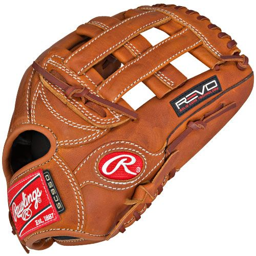 Revo Solid Core 950 Series 12 75 Inch Baseball Glove Softball Gear Baseball Glove Rawlings