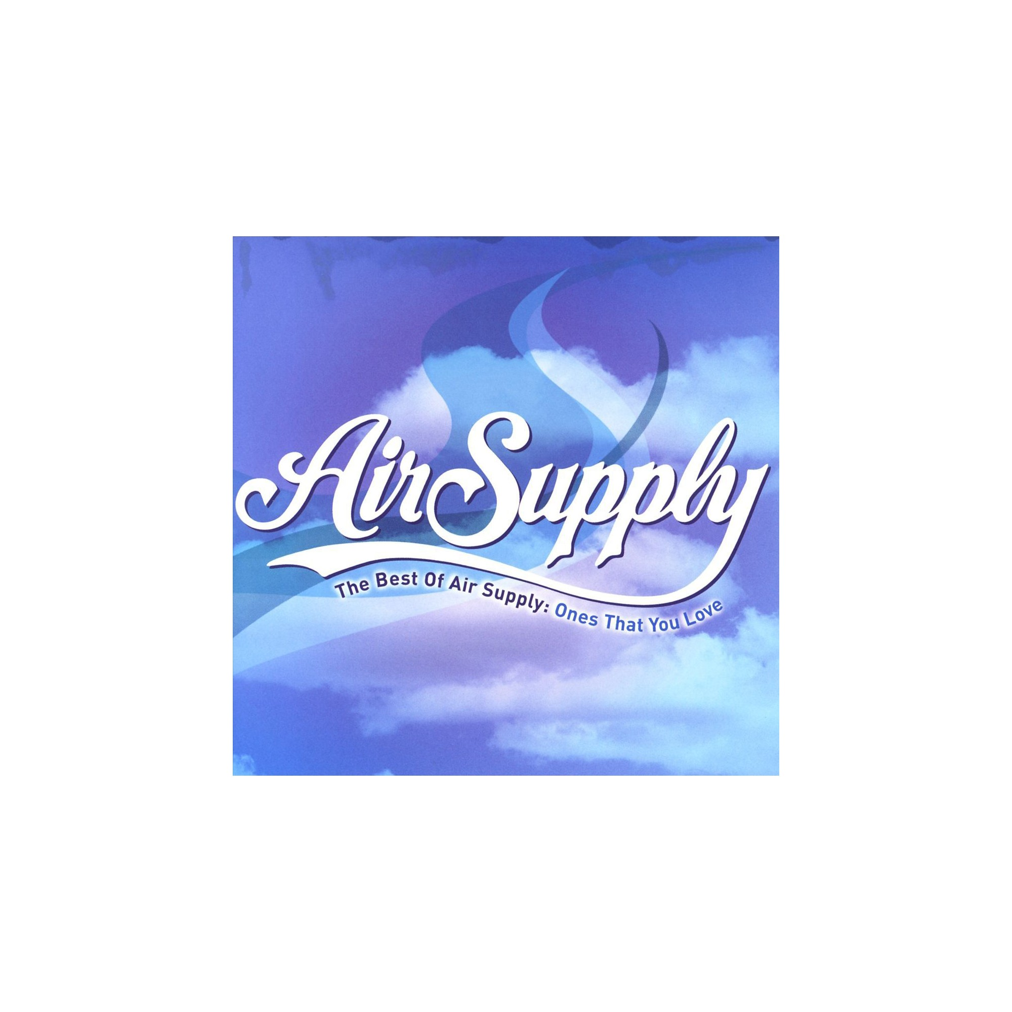Air Supply The Best Of Air Supply Ones That You Love Cd In