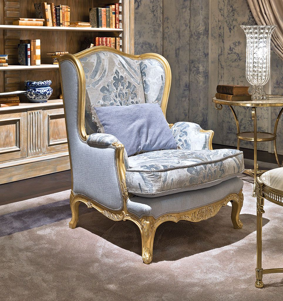 Luxury Furniture & Design: Provasi S.r.l. from Italy. Wing Chair ...