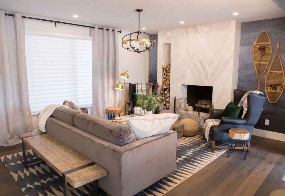Sala De Estar Property Brothers Living Room Farmhouse Decor Living Room Home
