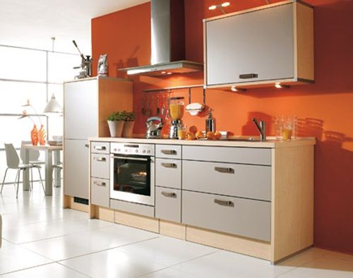 kitchen colour combinations photos - Modern Kitchen Wall Colors