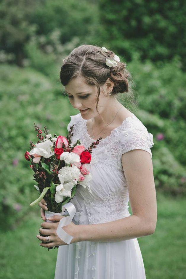 Vestidos de novia  hecho a mano