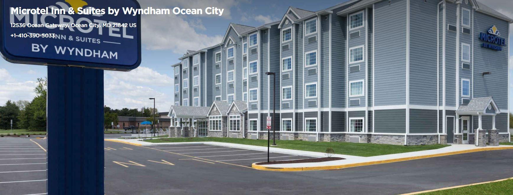 Microtel Inn & Suites by Wyndham Ocean City Ocean city