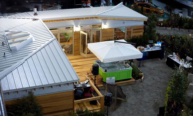 Environmentally Friendly Modular Built Home – The EcoFabulous Home | DigsDigs