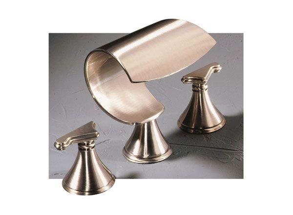 The Rubinet Faucet Company - Jasmin Waterfall Tub Filler   Bathroom ...
