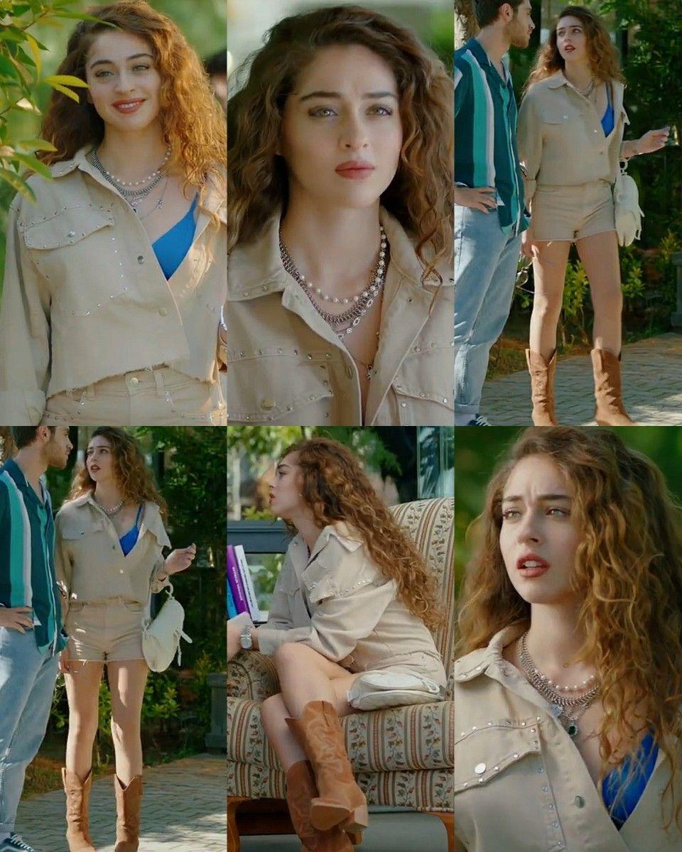 Biricik 2 Episode Sol Yanim Turkish Fashion Tv Show Outfits Europe Fashion