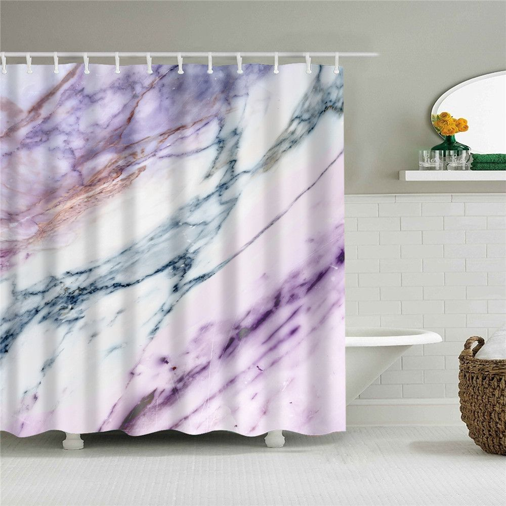 72 x 72 pulgadas VinMea Ghibli Cortina de ducha de poli/éster impermeable con ganchos cortina de ducha para decoraci/ón de ba/ño
