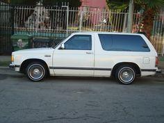 Custom Chevy Blazer Lowrider Hydraulics Lowrider Hydraulics Chevrolet Blazer S10 Blazer