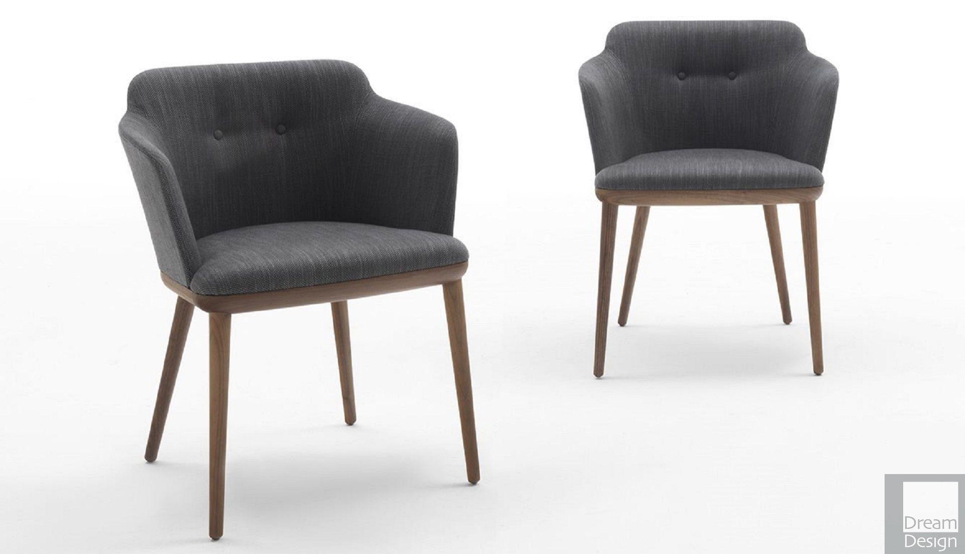 Porada Celine Chair Contemporary Dining Room Furniture Dining