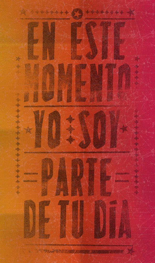 Posters by Gustavo Martin , via Behance