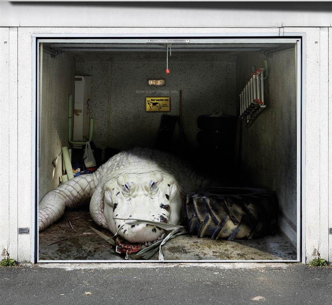 Garage Door Art Painted Garage Door.amazing  Knock Knock  Pinterest  Paint