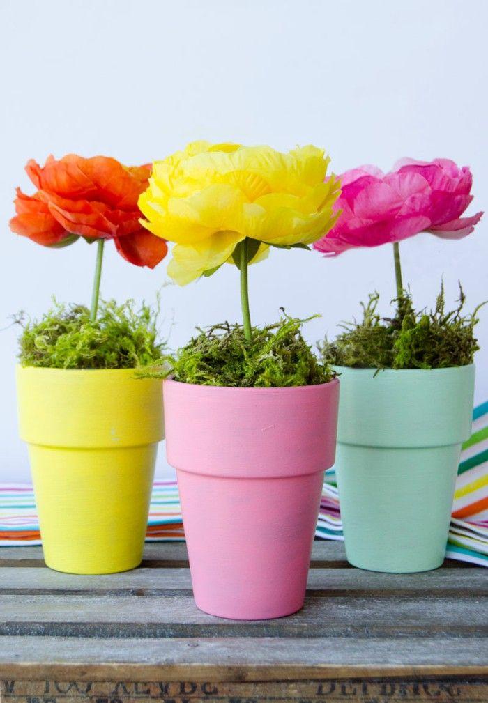 Cardmaking ideas spring flower pots diy decoration pinterest cardmaking ideas spring flower pots mightylinksfo