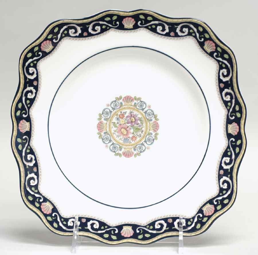 Wedgwood RUNNYMEDE BLUE Square Luncheon Plate 793616 #Wedgwood  sc 1 st  Pinterest & Wedgwood RUNNYMEDE BLUE Square Luncheon Plate 793616 #Wedgwood | 021 ...