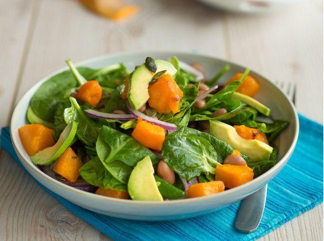 6 салатов для похудения