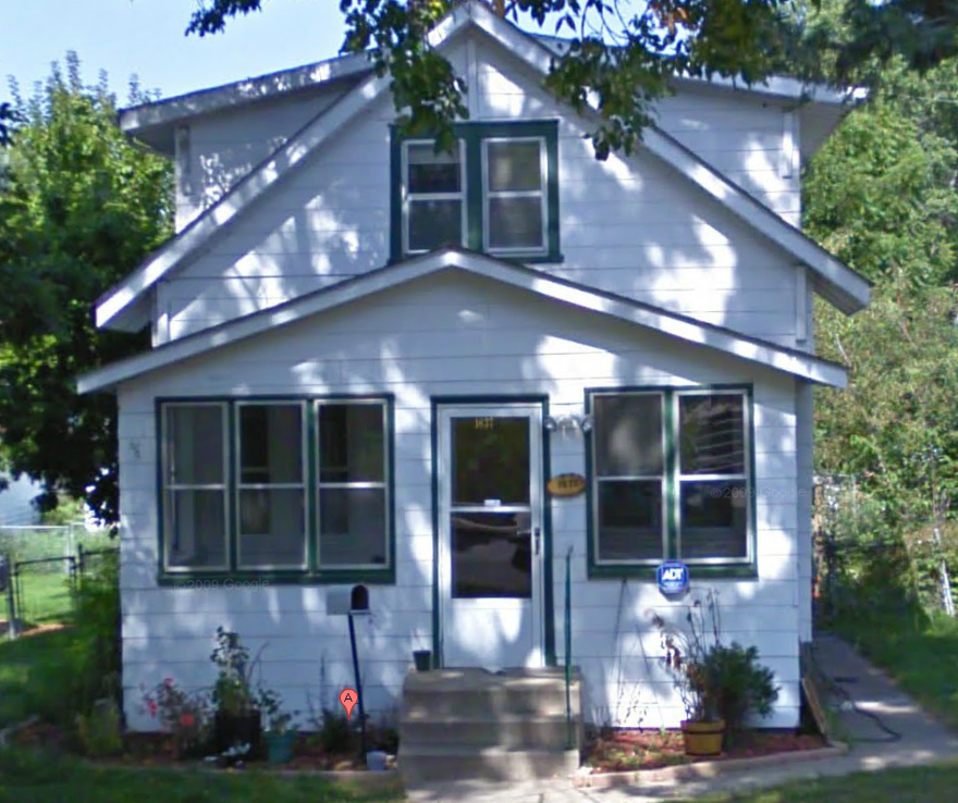 House on Sherwood, we lived here when i was like six to twelve almost XD